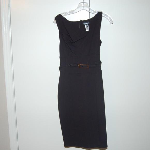 Cache Coeur Dresses & Skirts - Little Black Dress